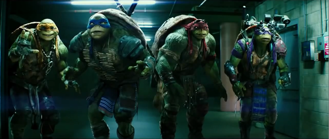teenage mutant ninja turtles 7