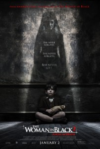 3 - The Woman in Black 2 - Angel of Death