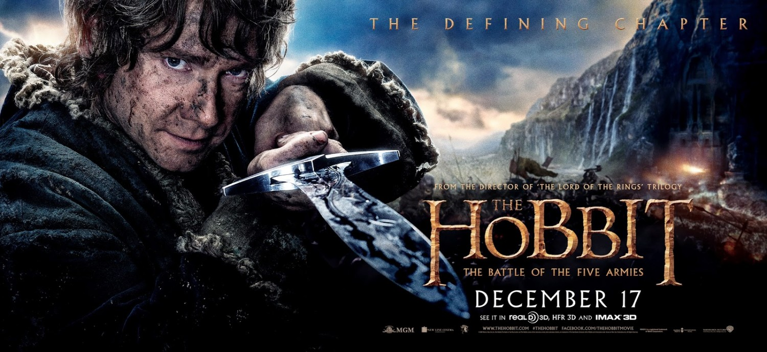 battle of the five armies 1