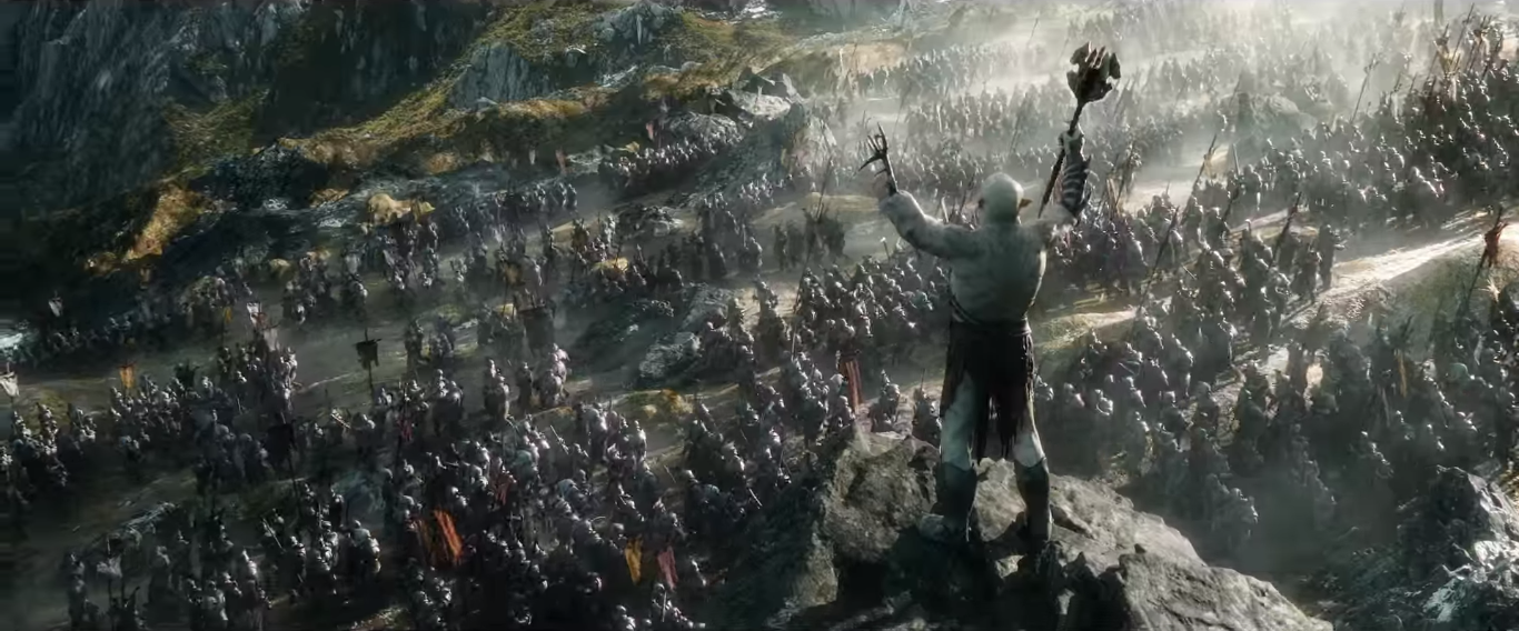 battle of the five armies 4