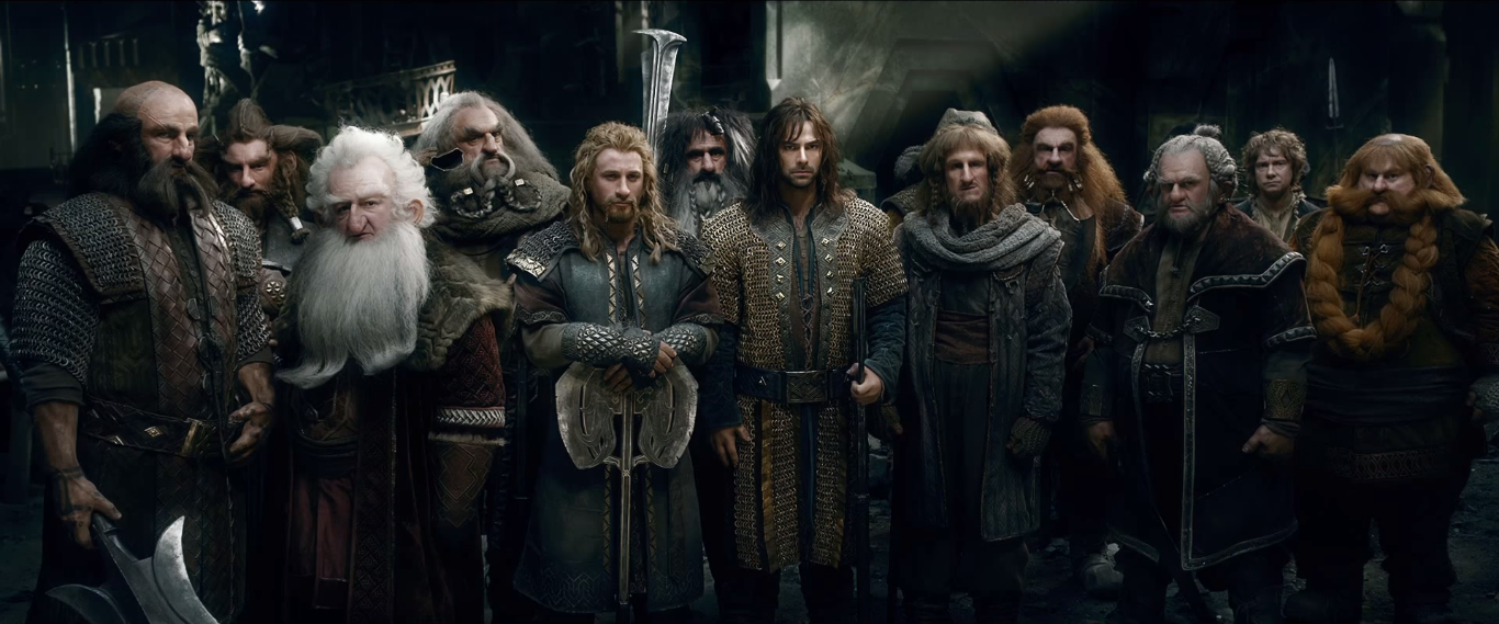 battle of the five armies 6