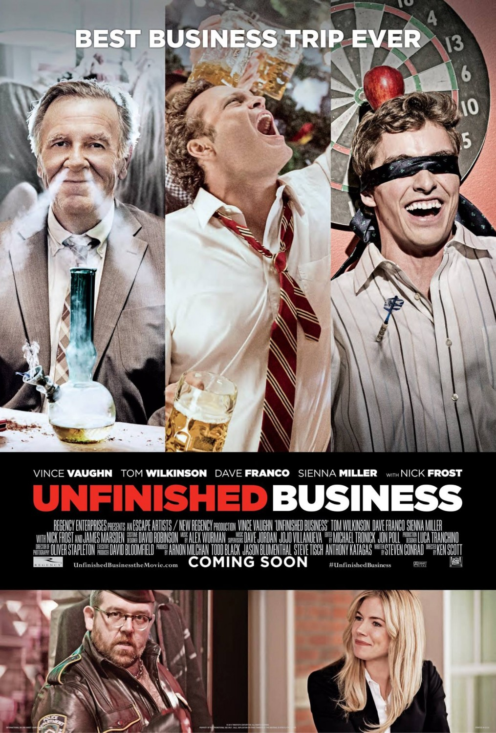 3 - unfinished business
