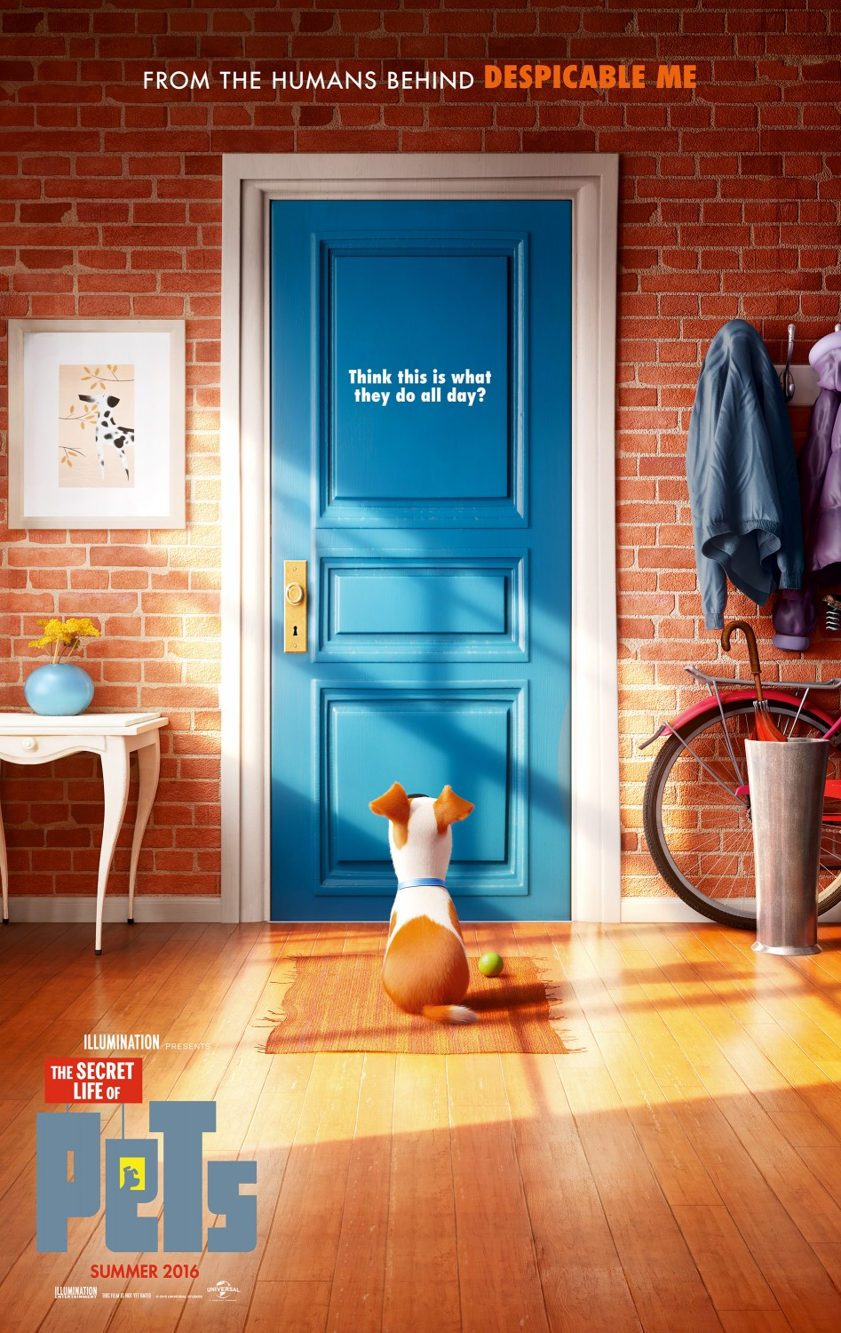 the secret life of pets trailer 1