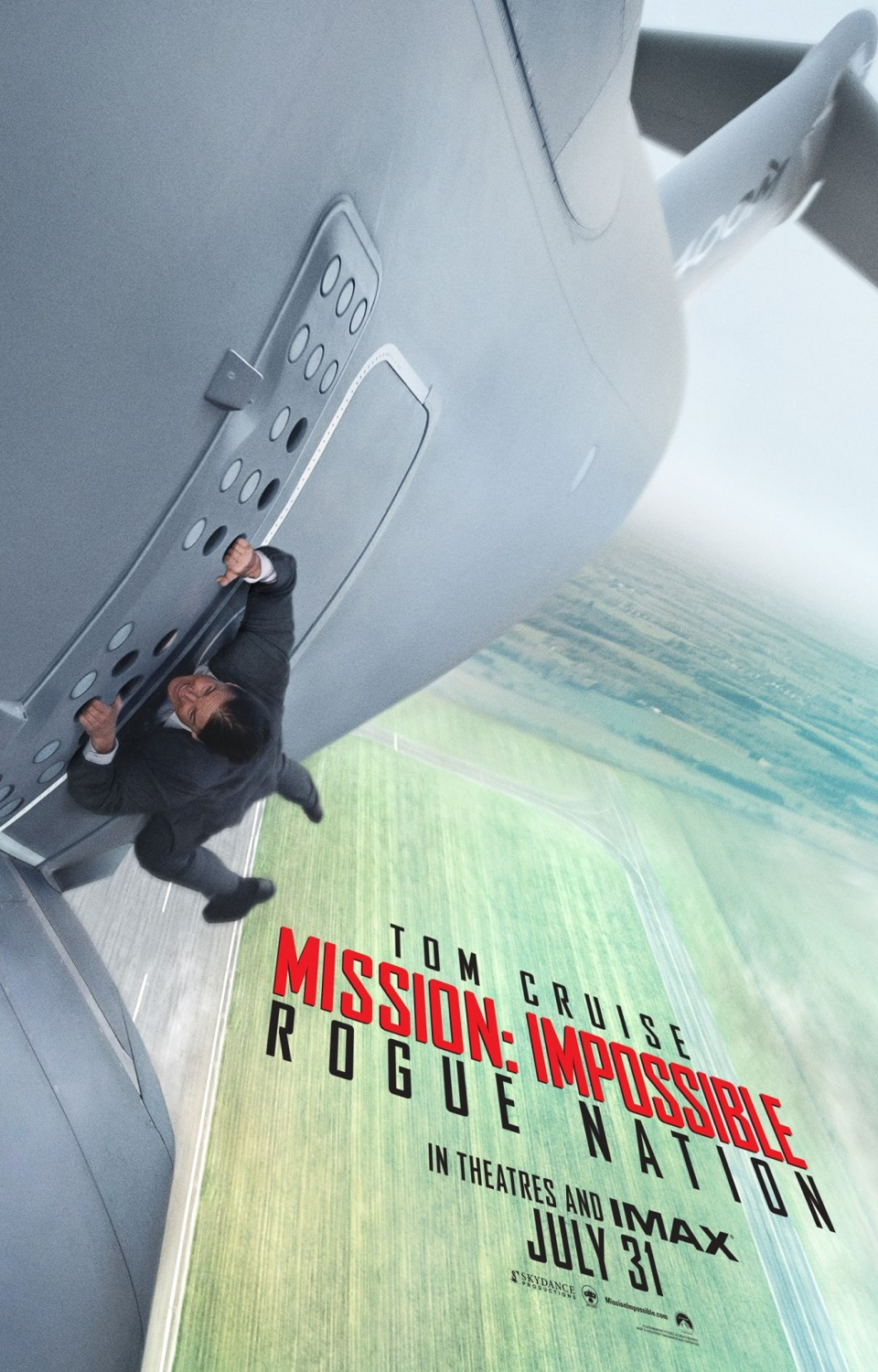 15 - Mission Impossible Ghost Protocol