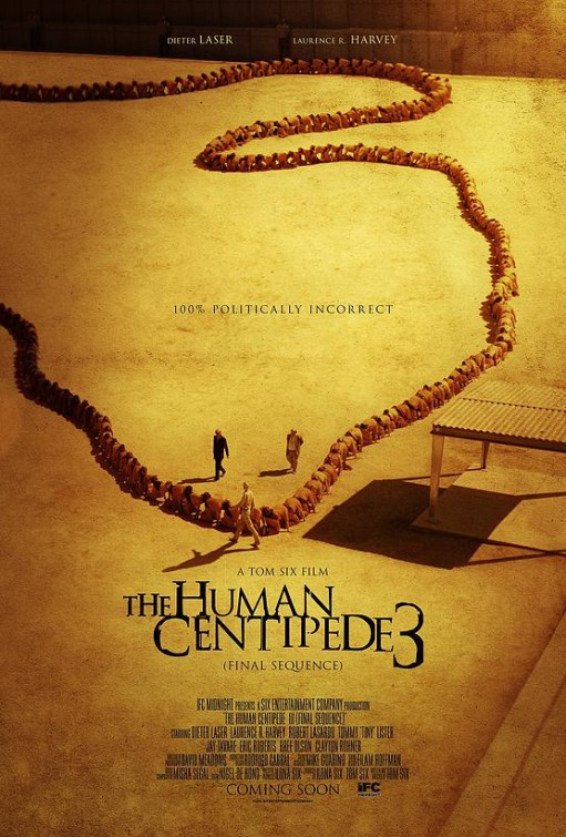 6 - The Human Centipede Final Sequence