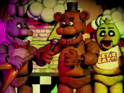five nights at freddy's featured