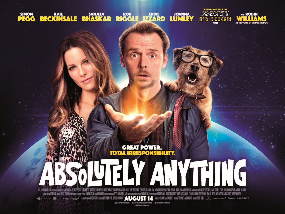5 - Absolutely Anything