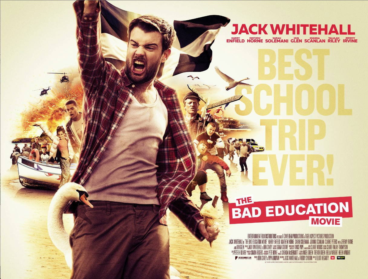 9 - The Bad Education Movie