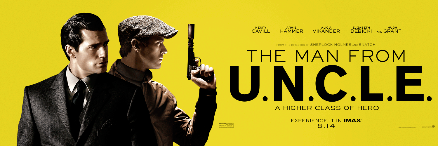 Written Review The Man From U N C L E 2015 Trilbee Reviews