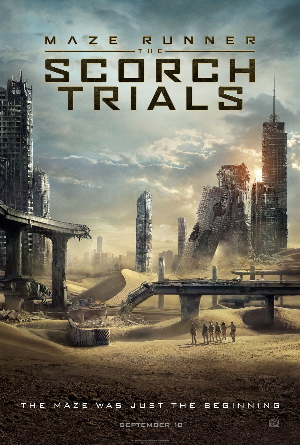 8 - The Scorch Trial