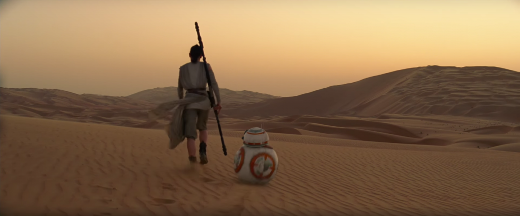 star wars the force awakens trailer 1