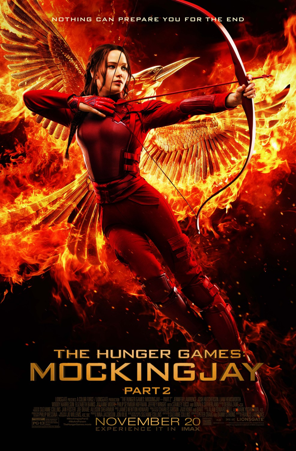 8 - The Hunger Games Mockingjay Part 2