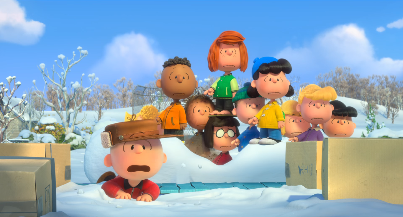 peanuts movie 7