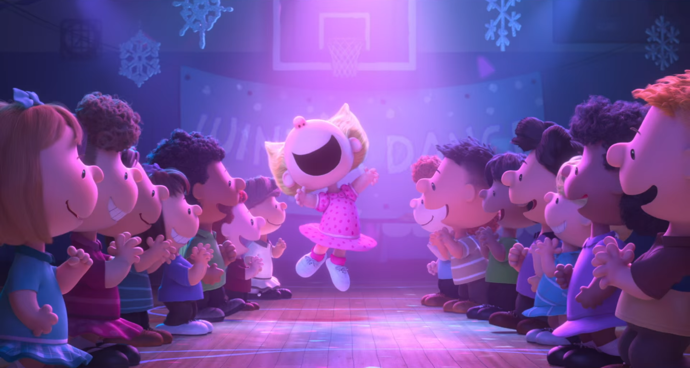 peanuts movie 8