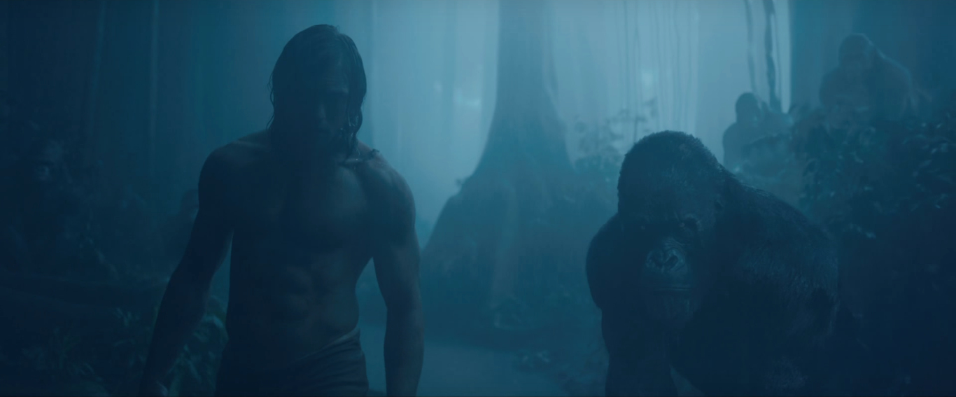 the legend of tarzan teaser 2