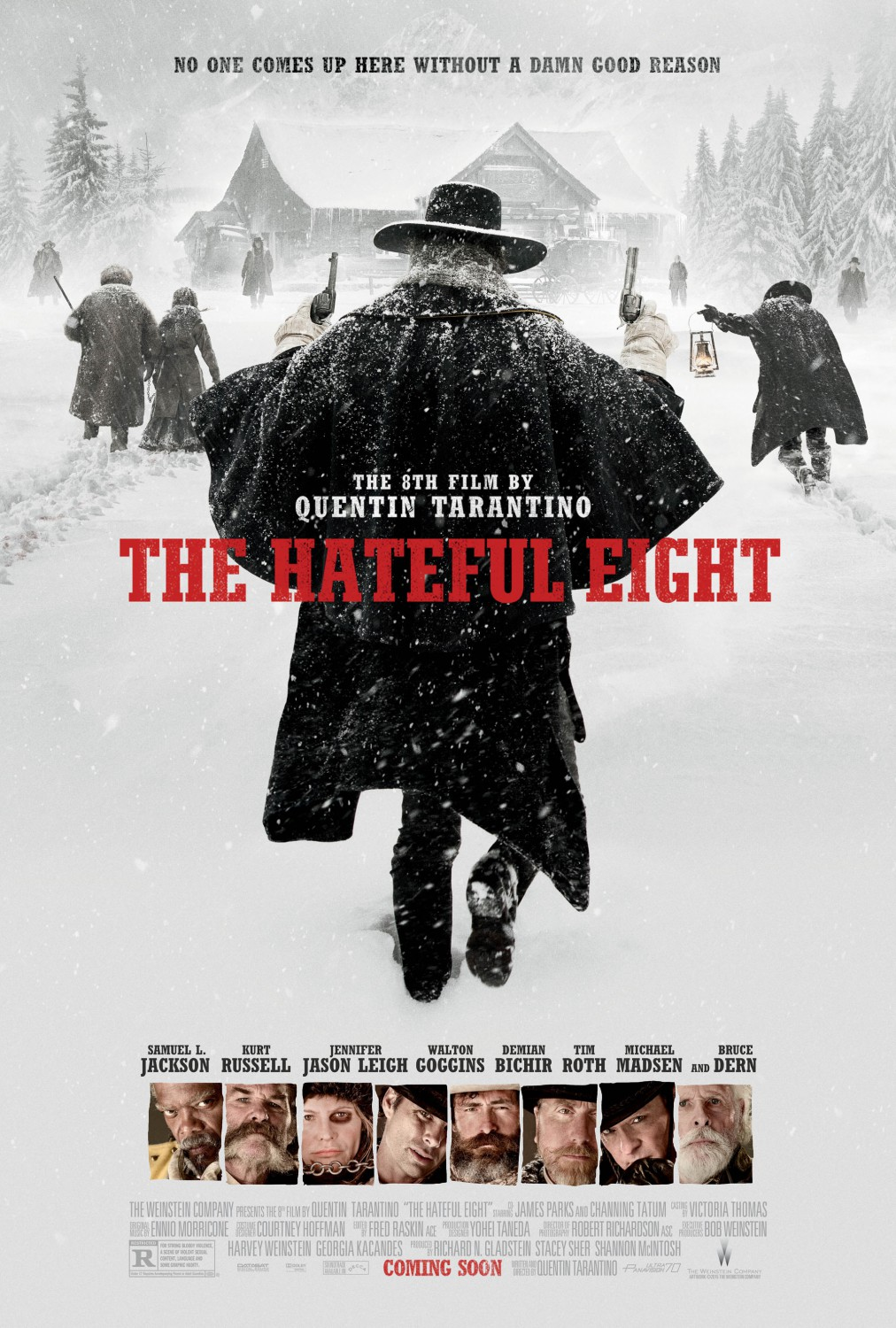 3 - The Hateful Eight