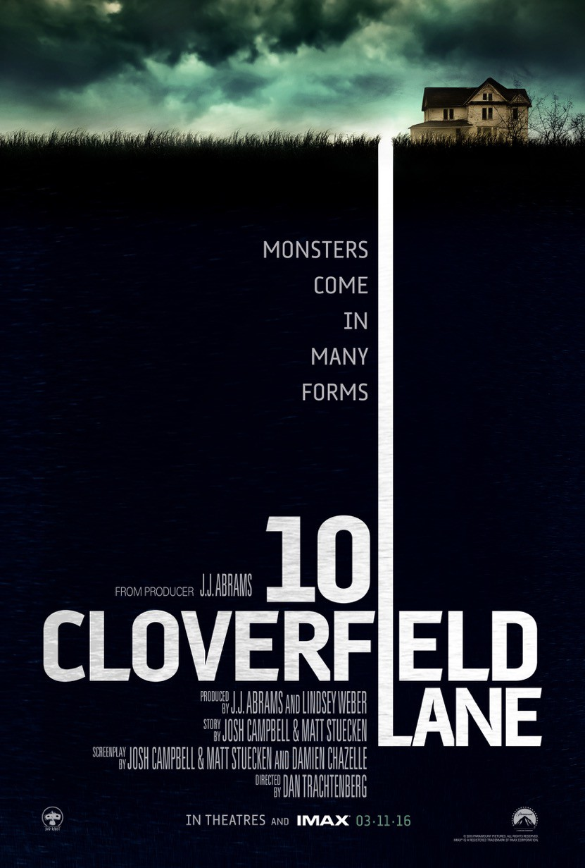 10 - 10 Cloverfield Lane