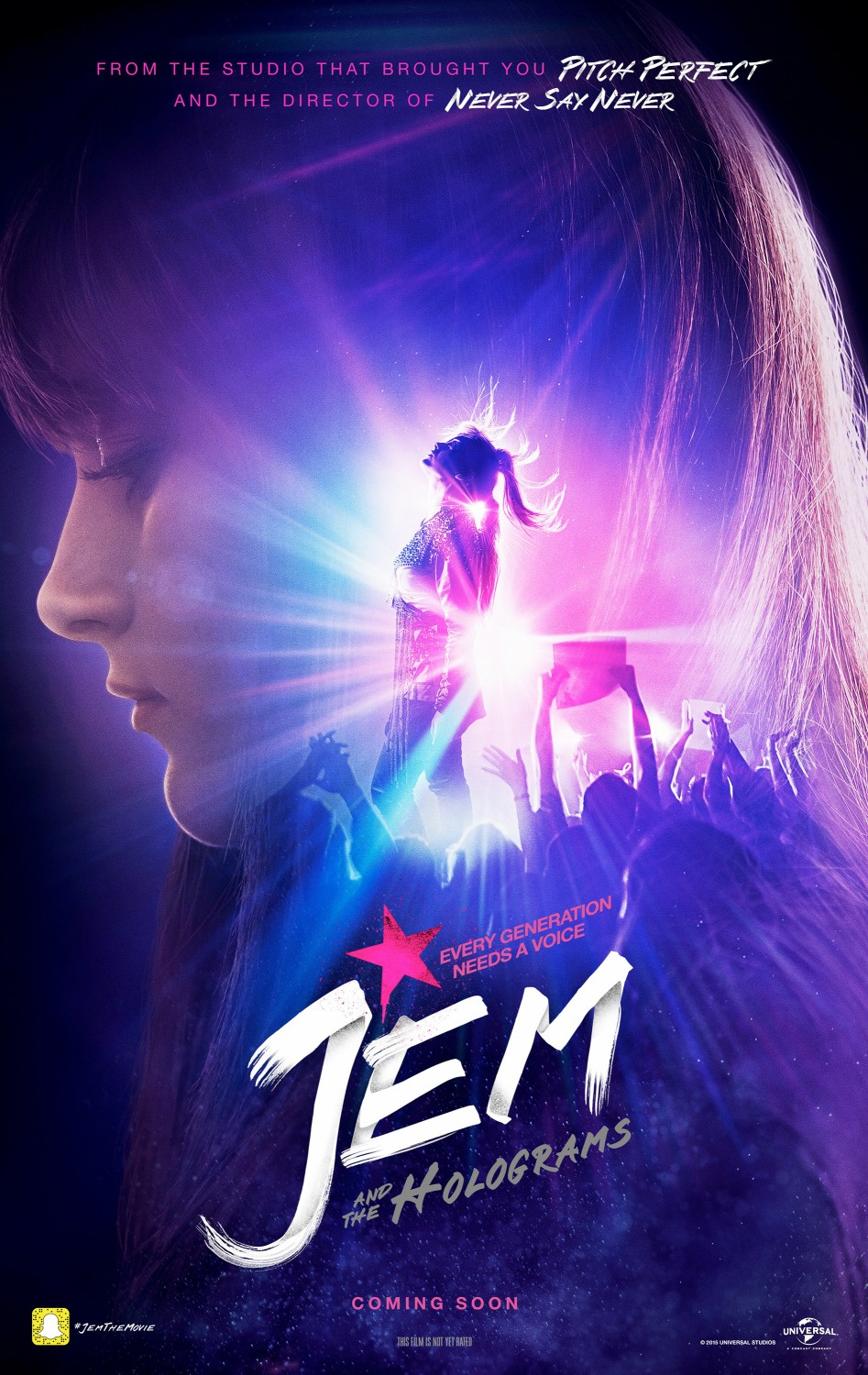 11 - Jem and the Holograms