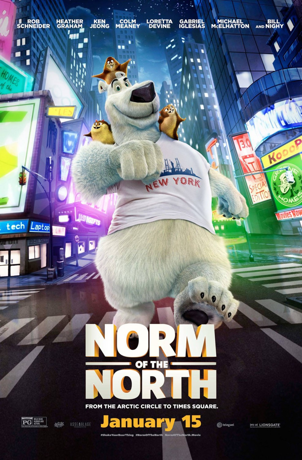 13 - Norm of the North