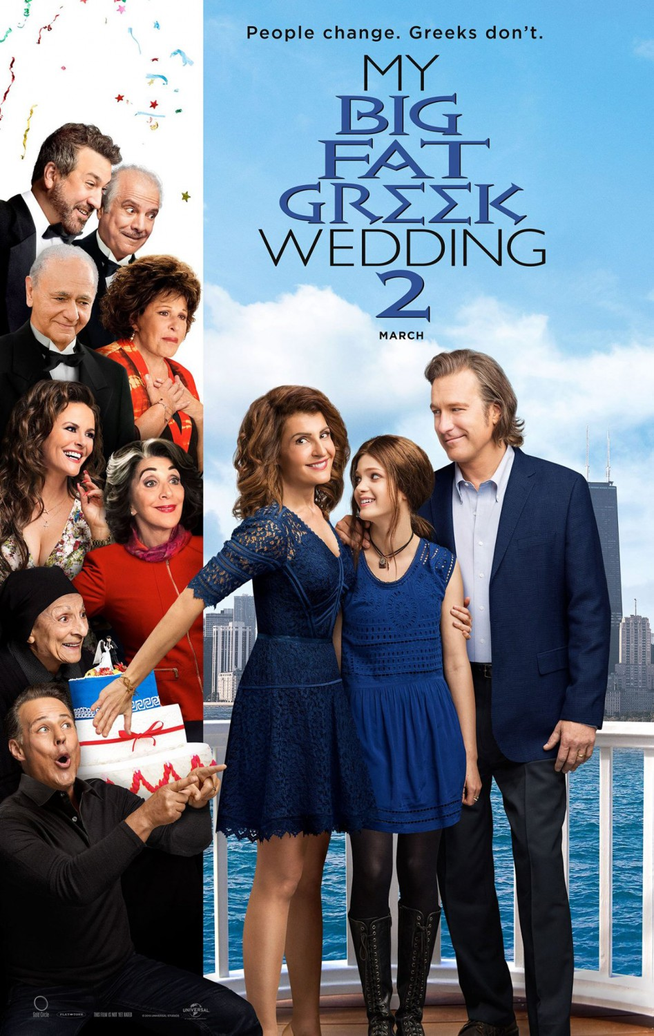 17 - My Big Fat Greek Wedding 2