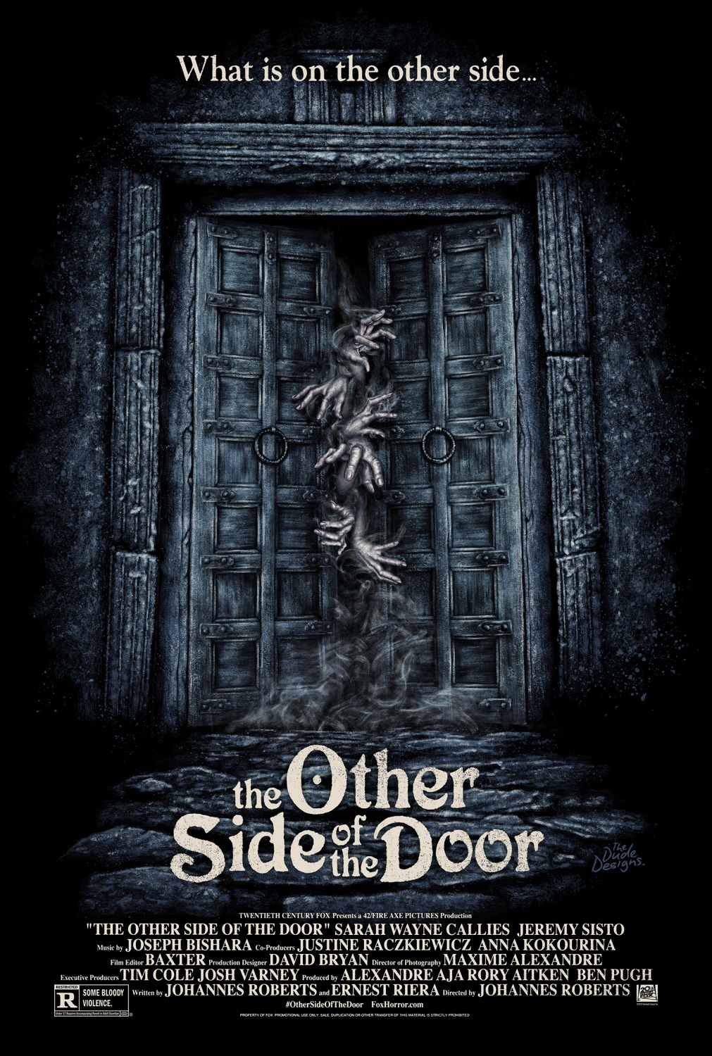 4 - The Other Side of the Door