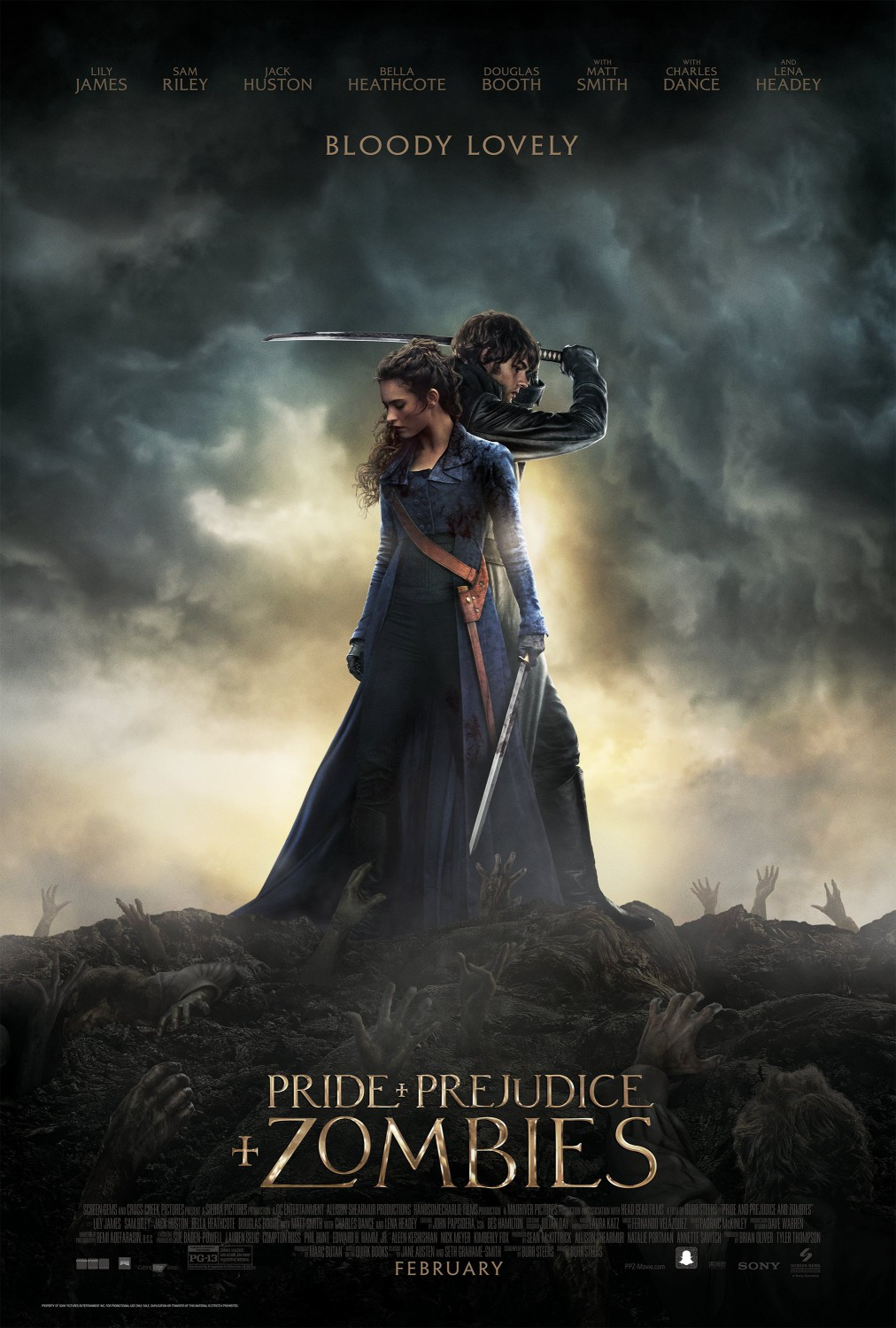 6 - Pride and Prejudice and Zombies