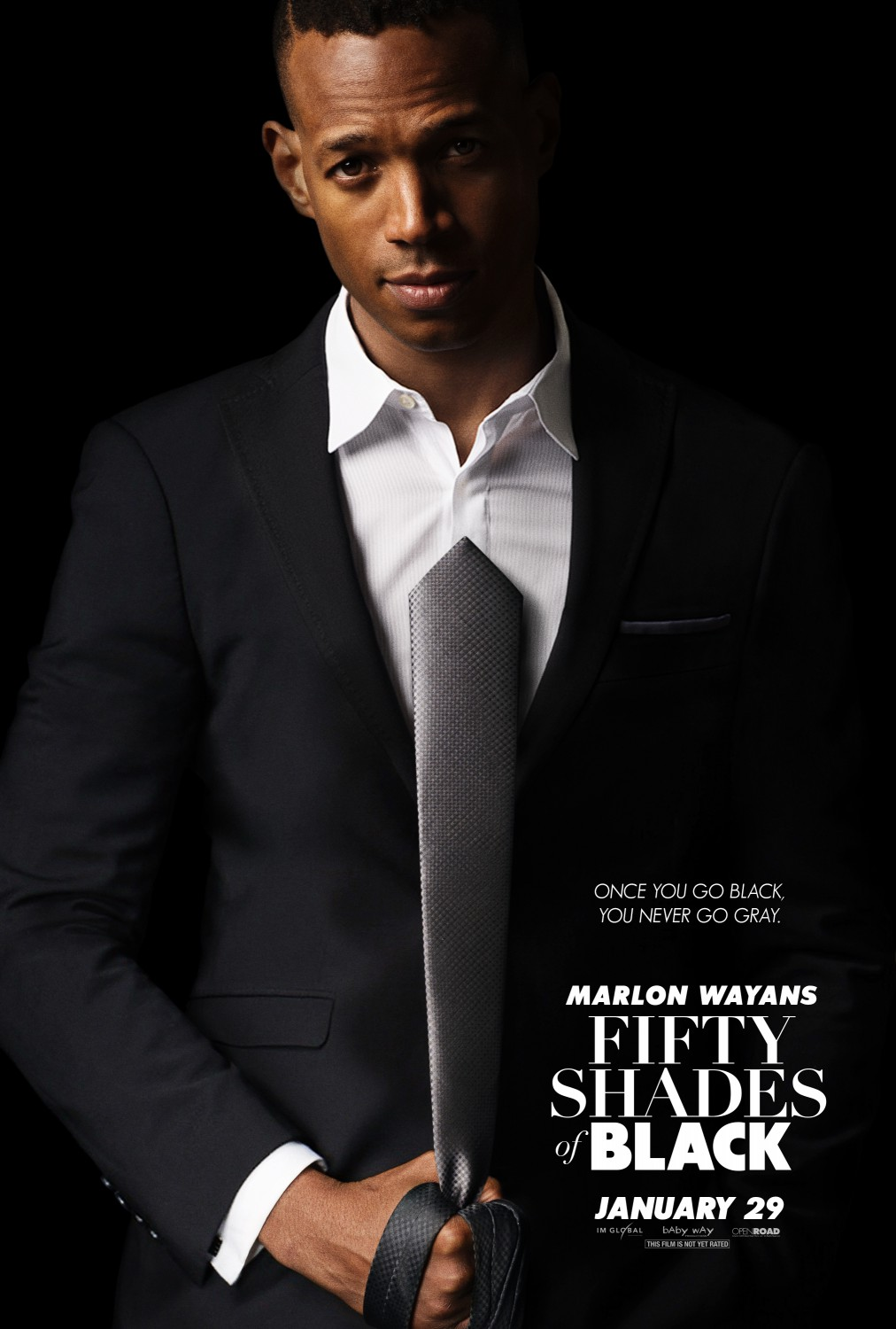 7 - Fifty Shades of Black