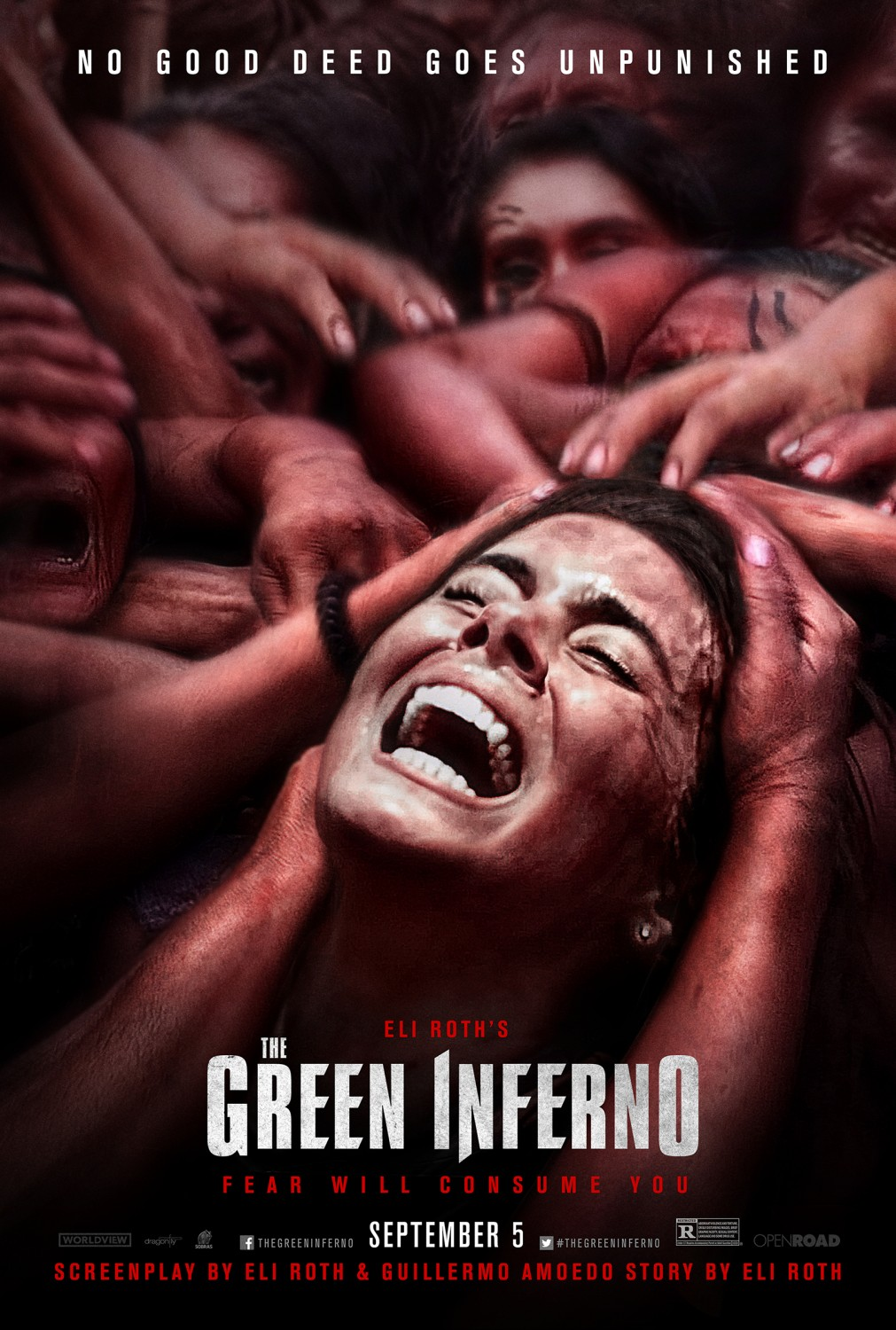 9 - The Green Inferno