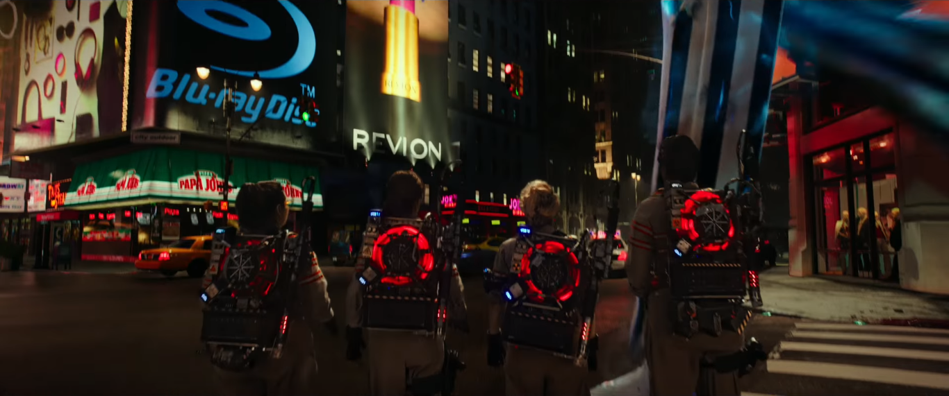 ghostbusters teaser 2