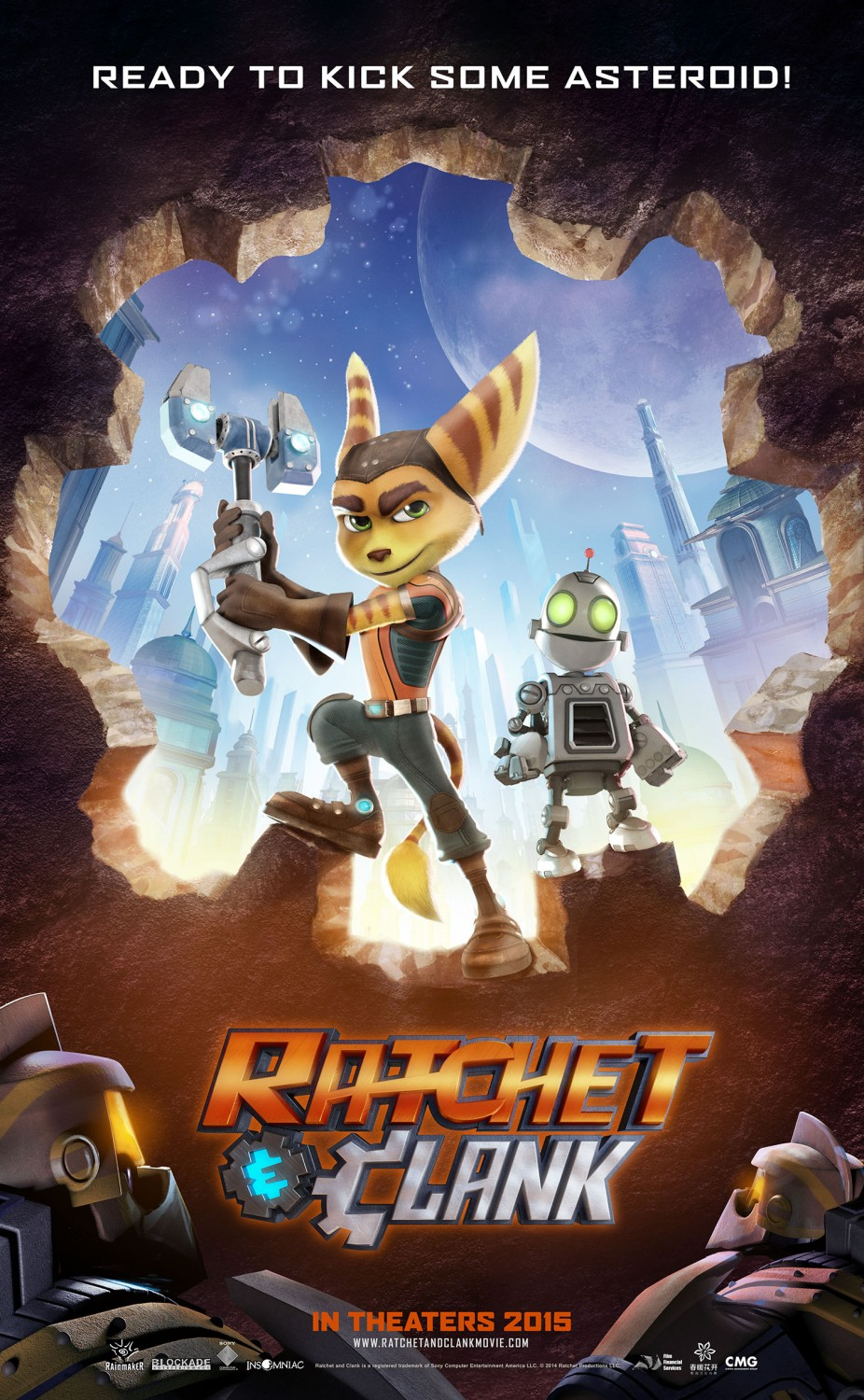 16 - Ratchet and Clank