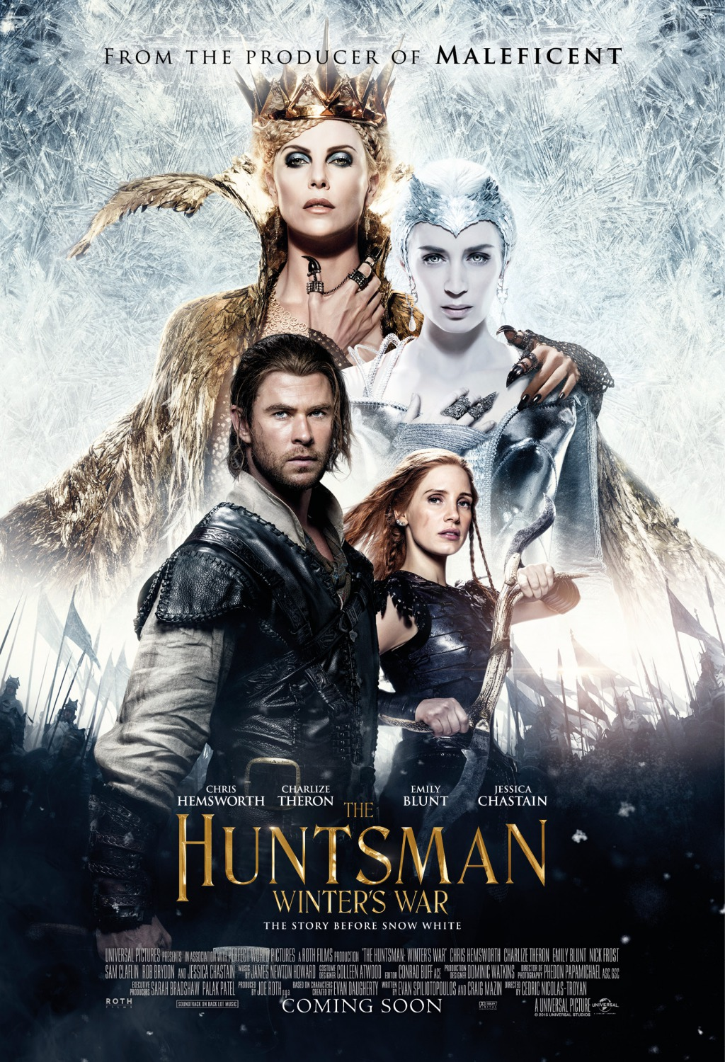 4 - The Huntsman Winter's War