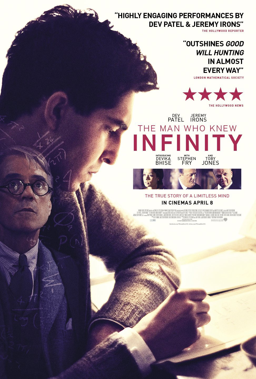 5 - The Man Who Knew Infinity