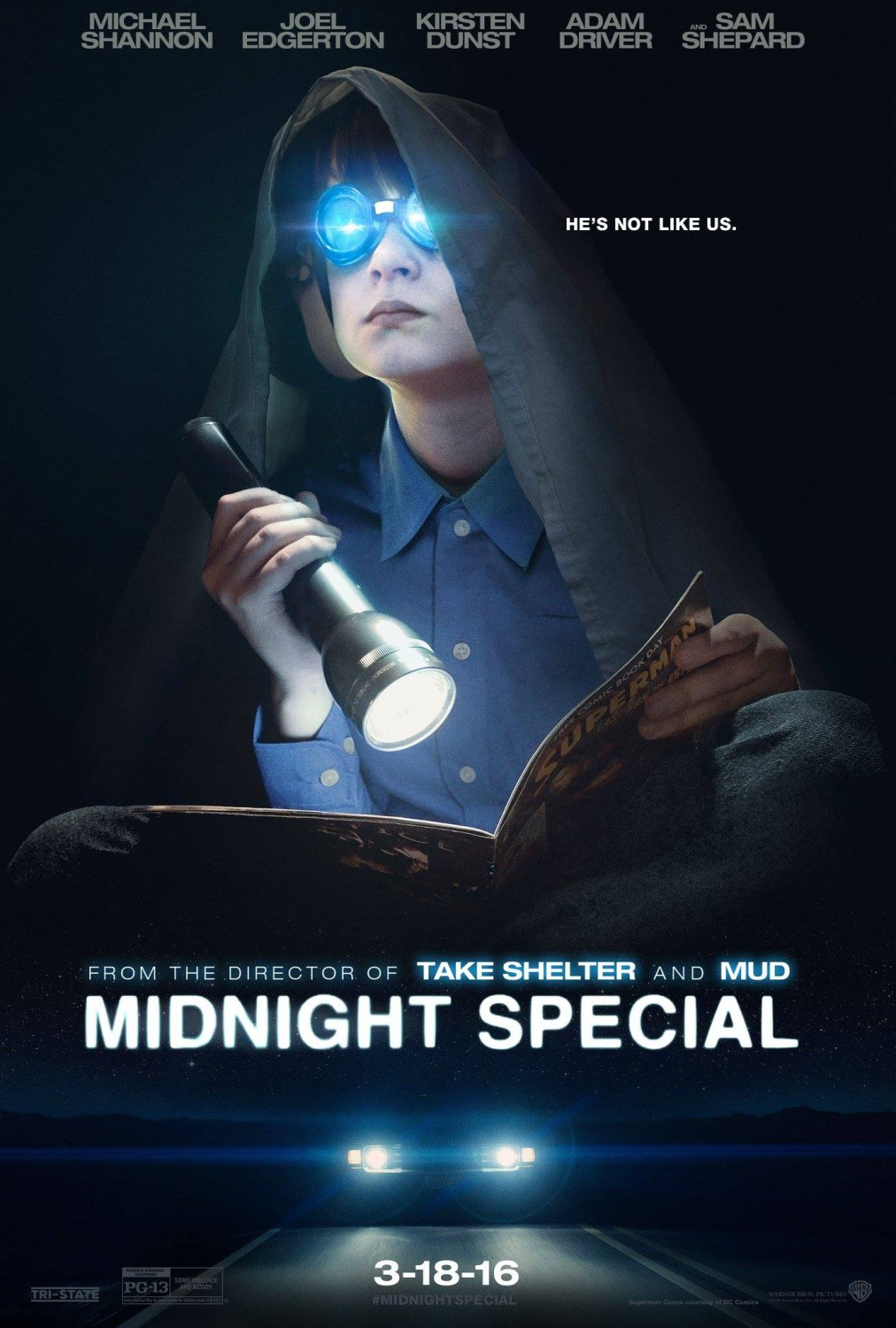 6 - Midnight Special