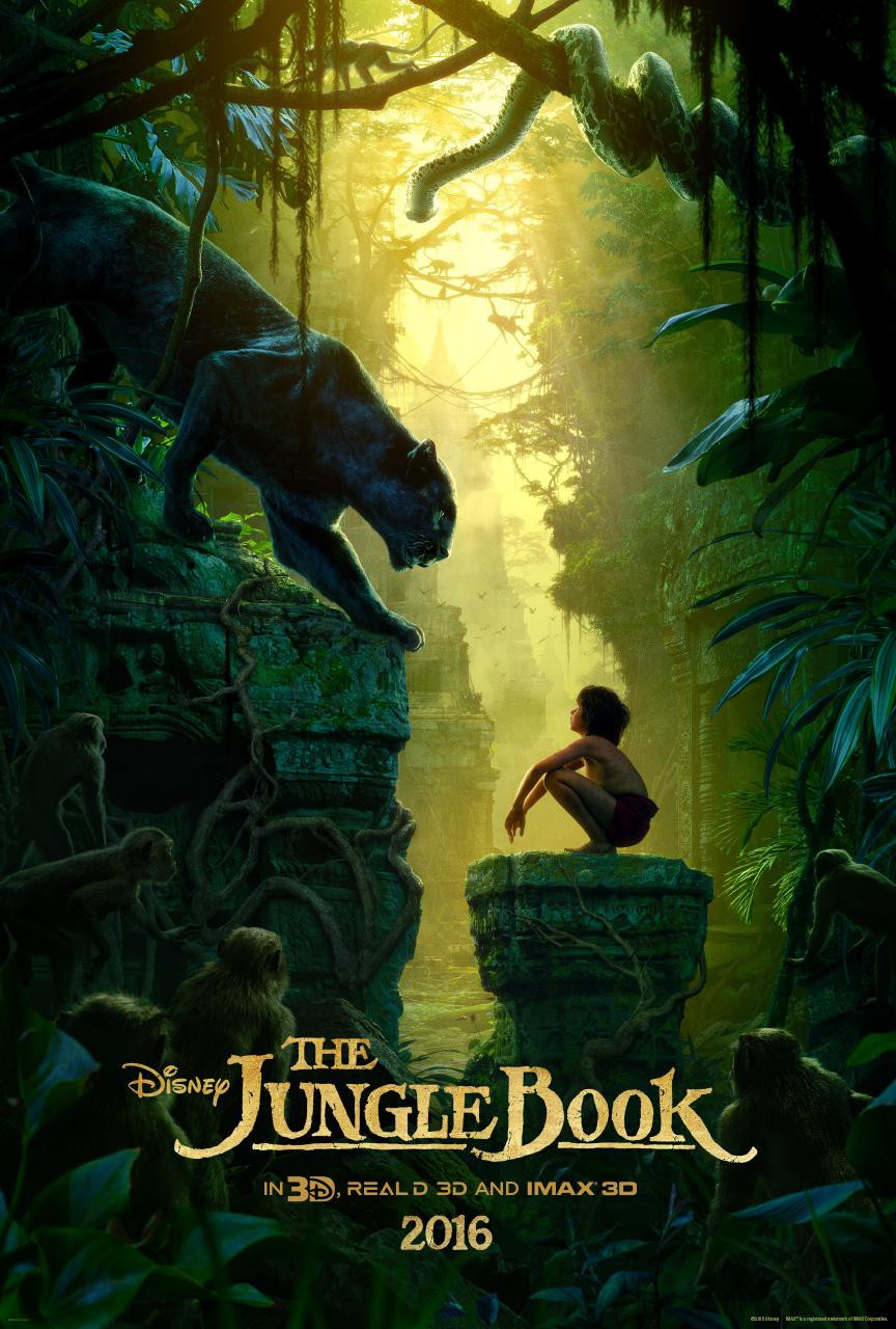 9 - The Jungle Book