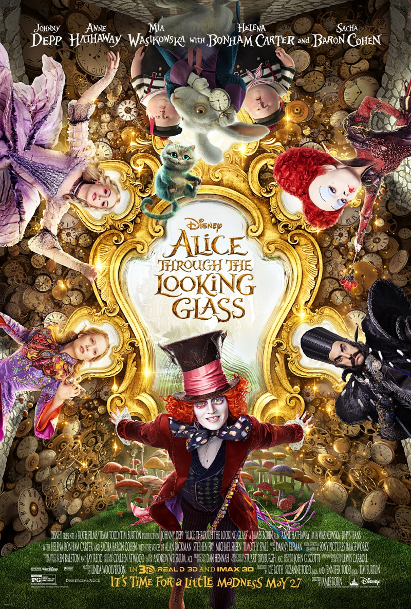 12 - Alice Through The Looking Glass