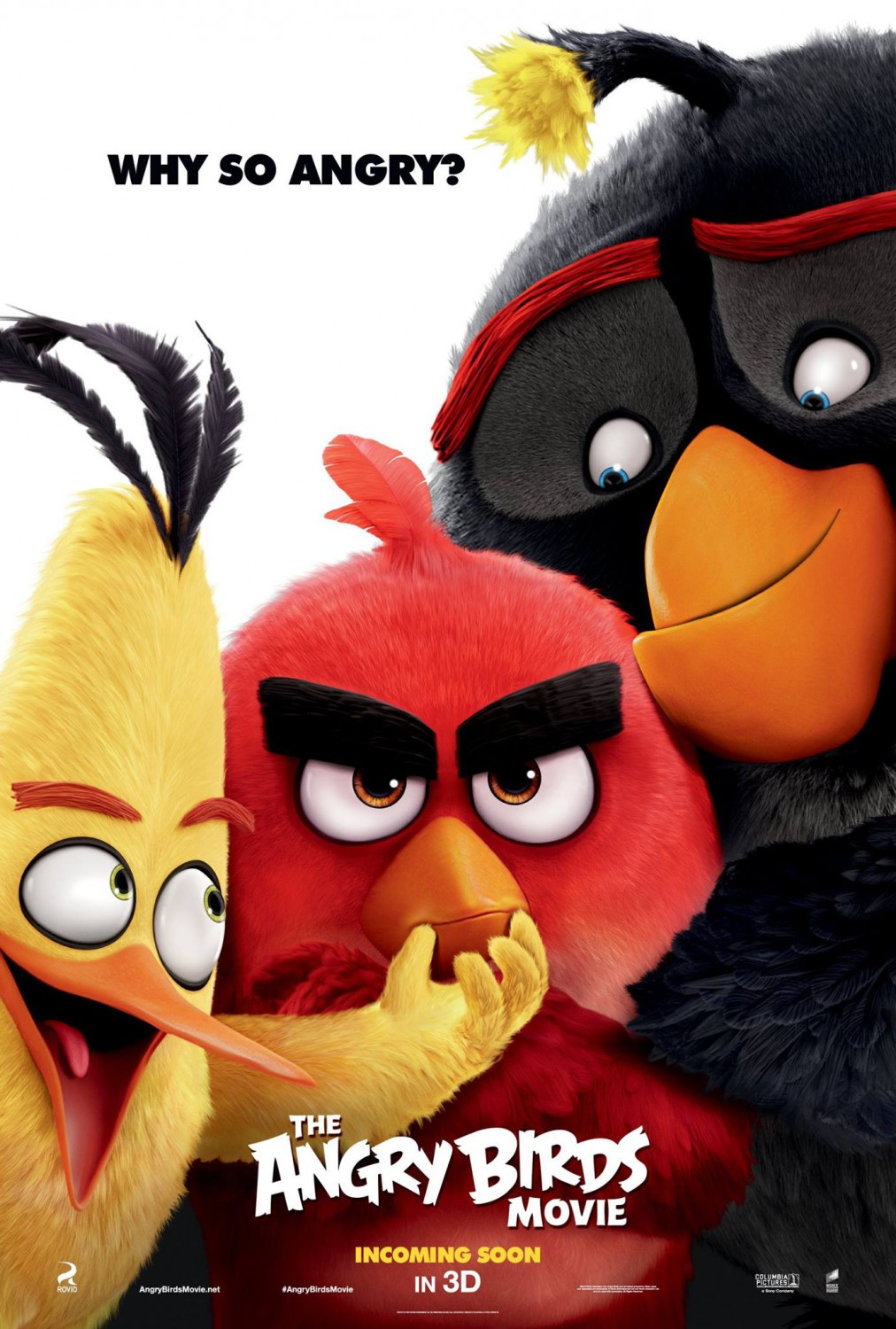 5 - Angry Birds