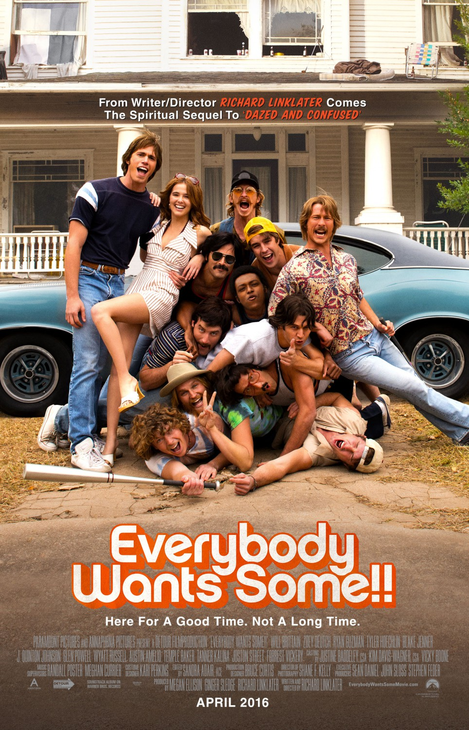7 - Everybody Wants Some