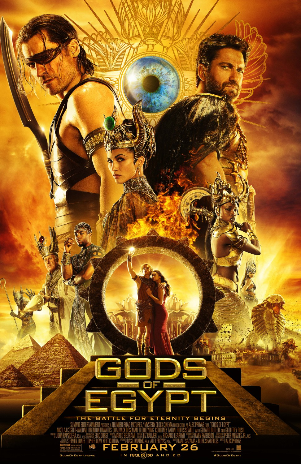 13 - Gods of Egypt