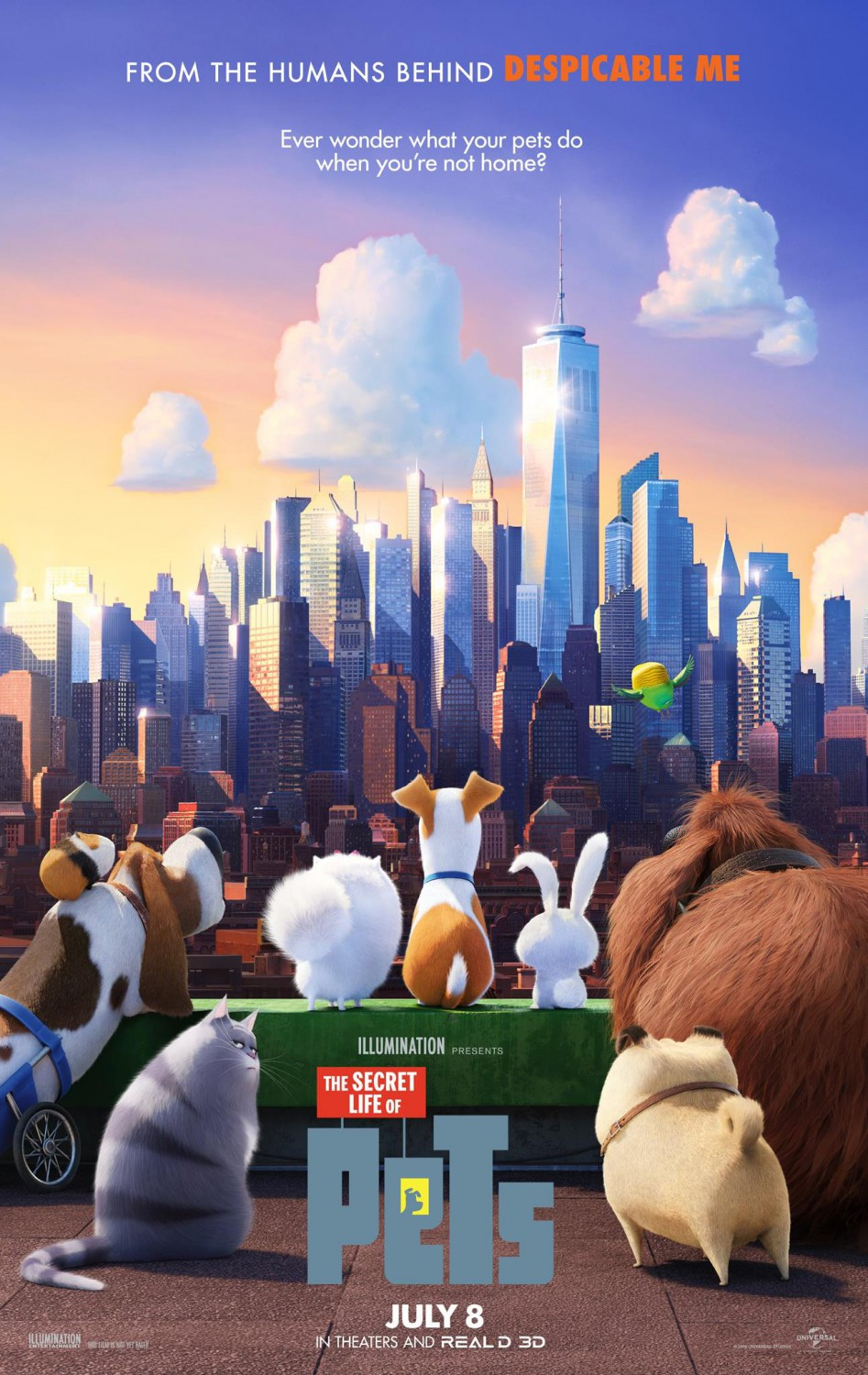 16 - The Secret Life of Pets