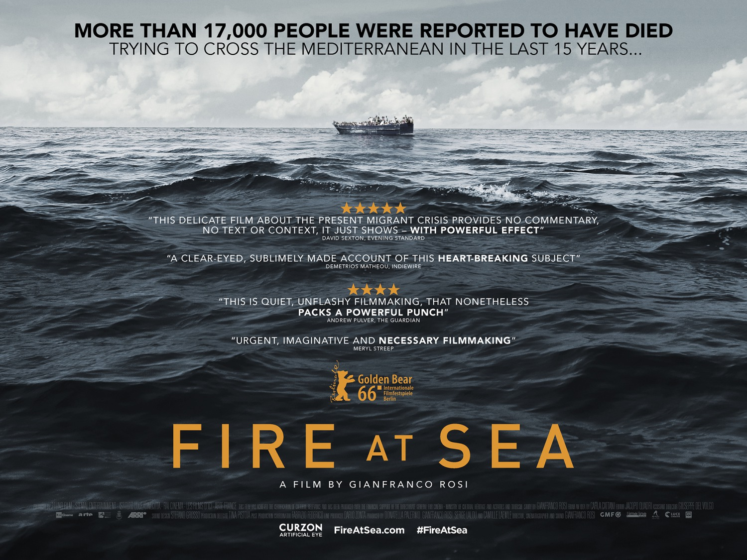 5 - Fire At Sea
