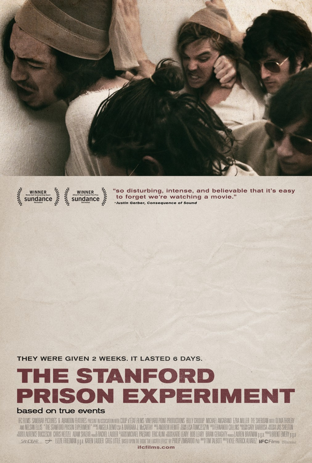 8 - The Stanford Prison Experiment