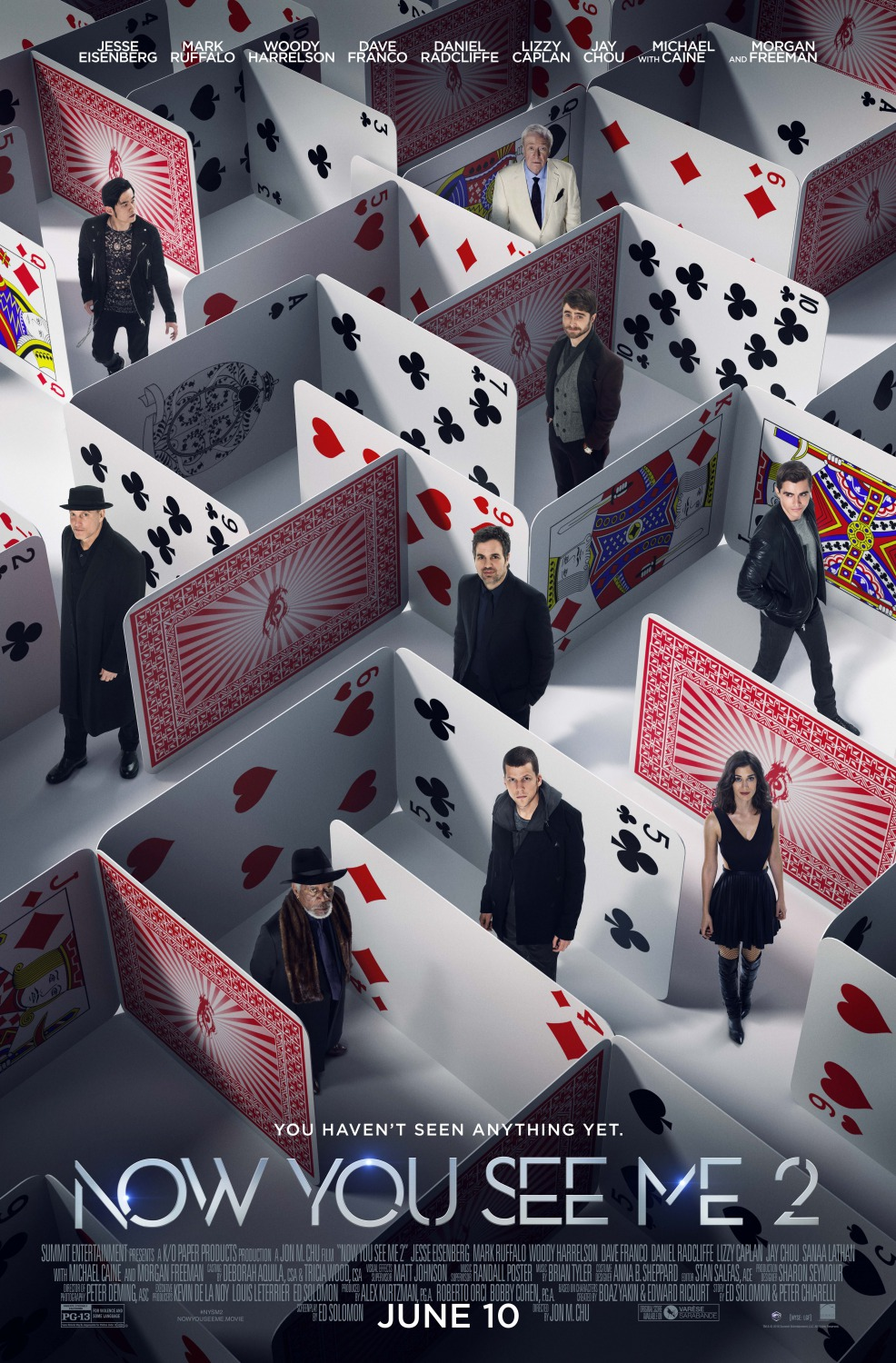 3 - Now You See Me 2