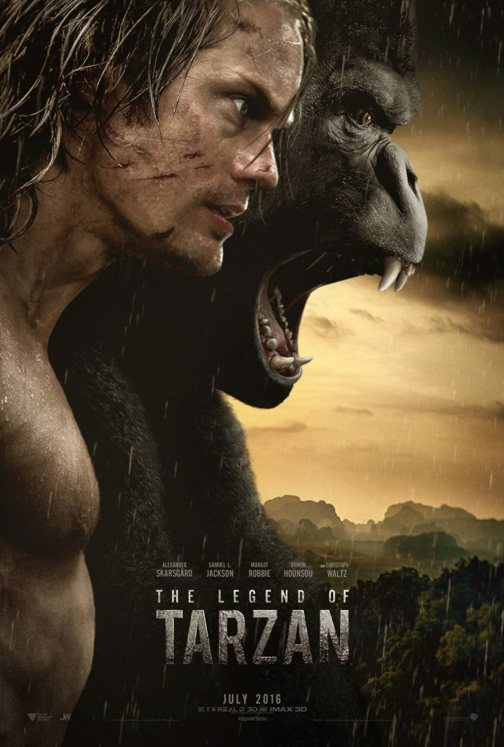 4 - The Legend of Tarzan