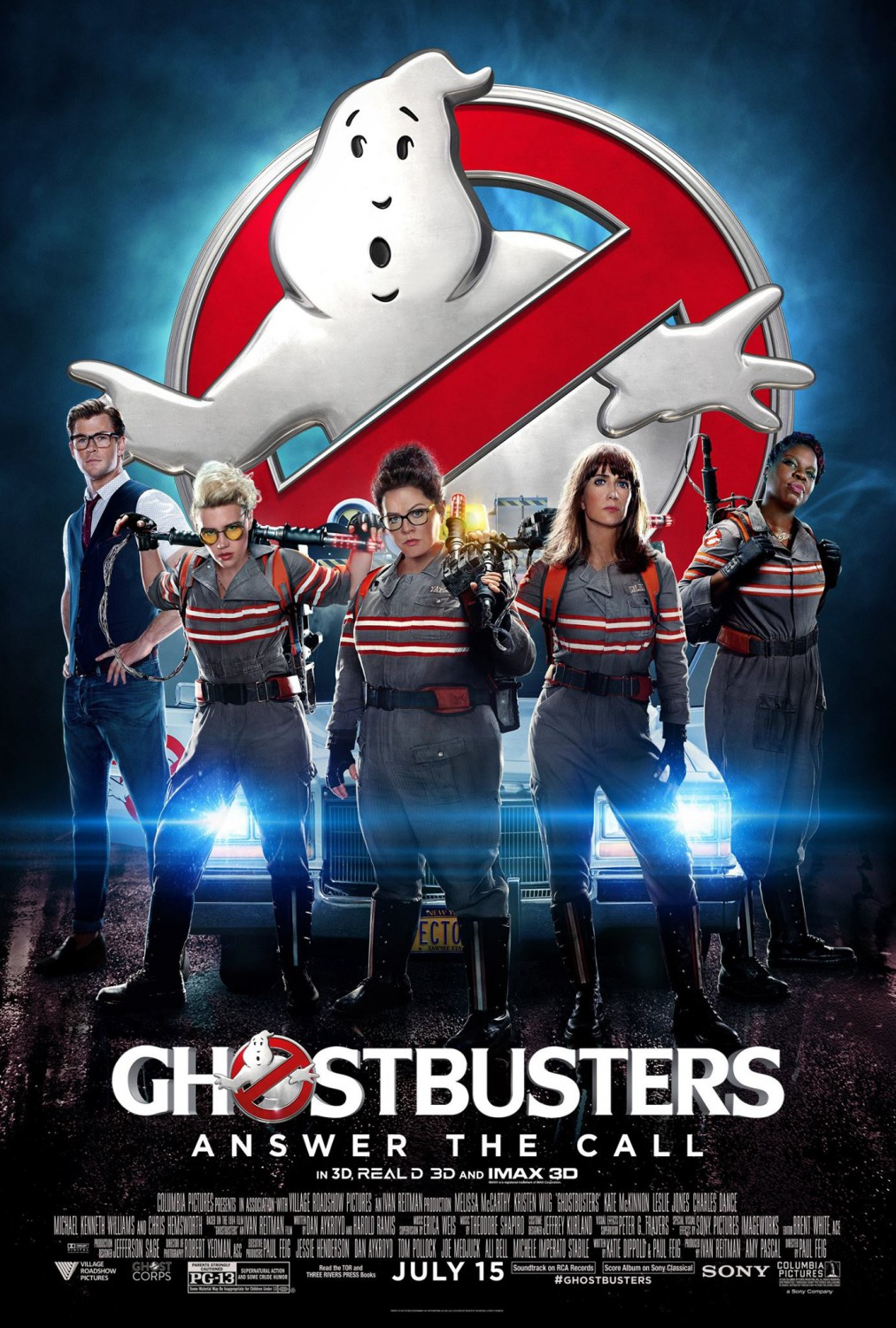 6 - Ghostbusters