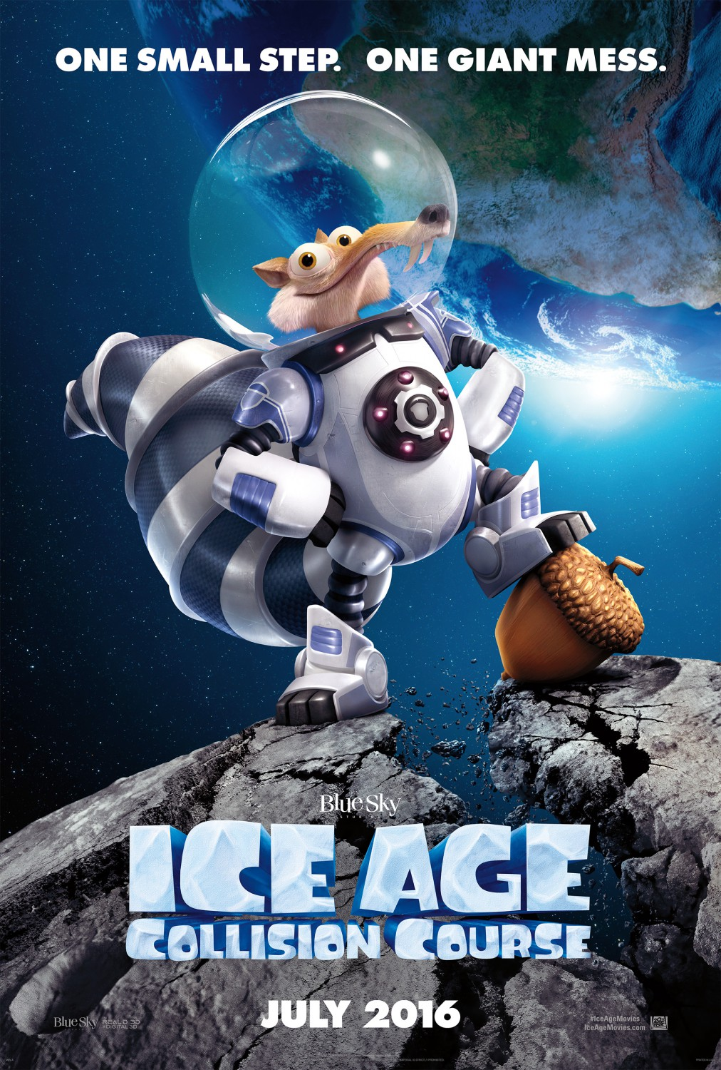 7 - Ice Age Collision Course