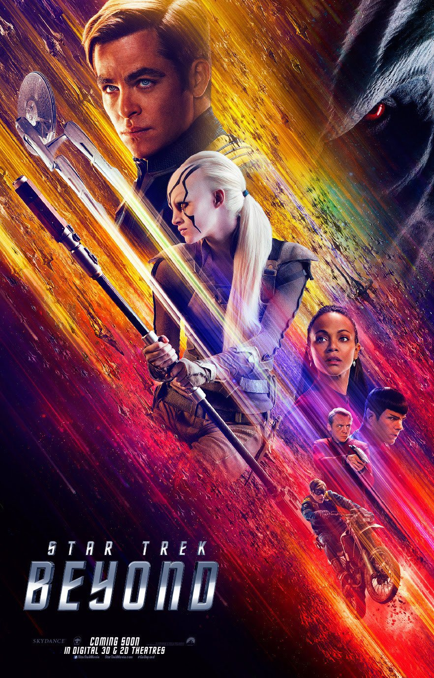 9 - Star Trek Beyond