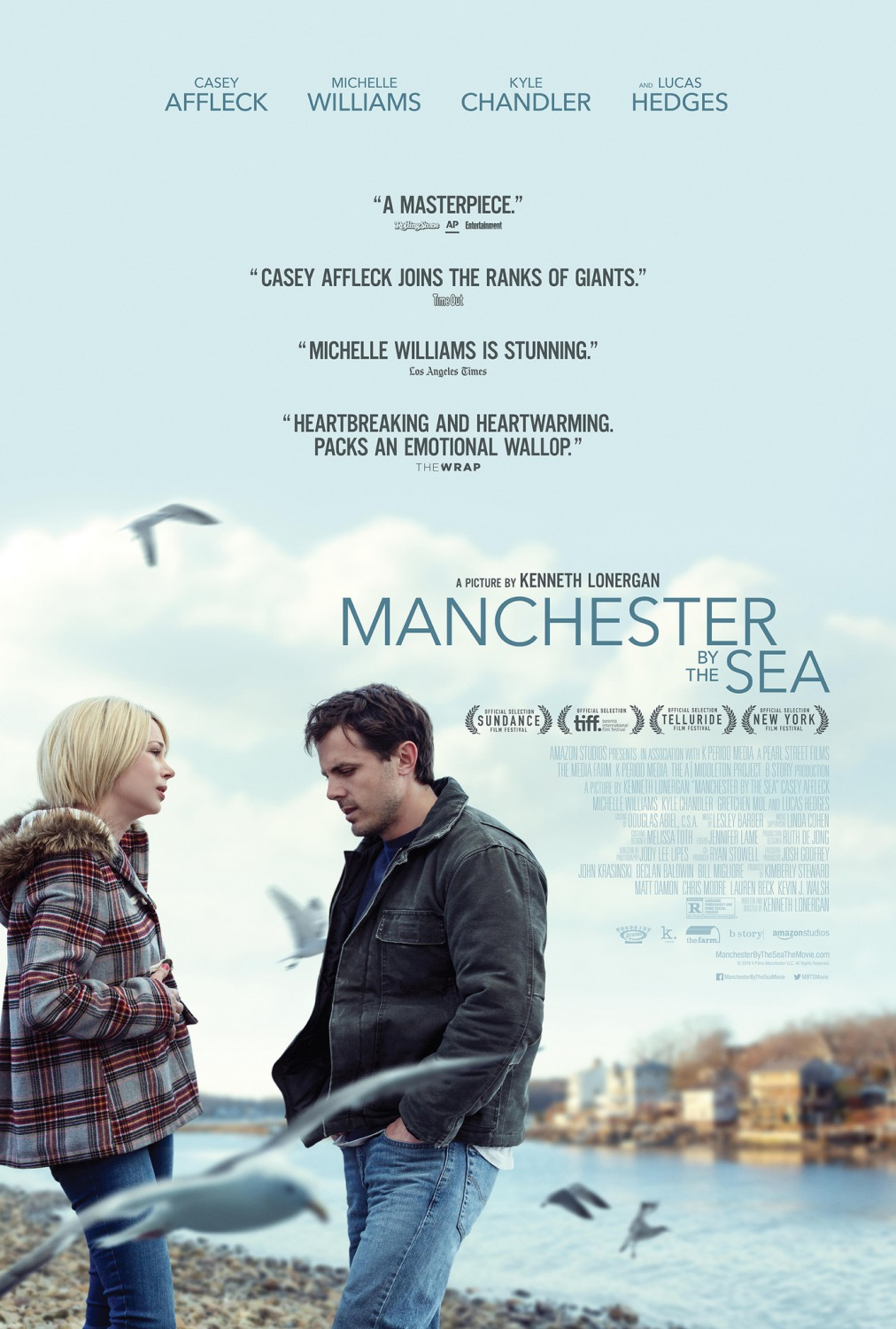 6 - Manchester By The Sea