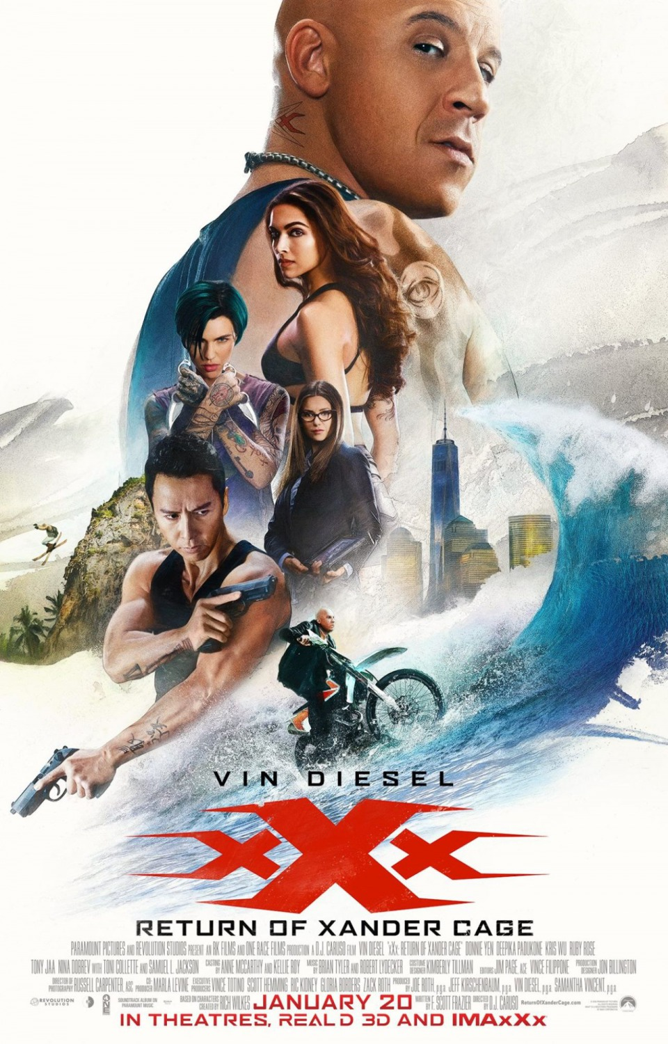 8 - xXx Return of Xander Cage