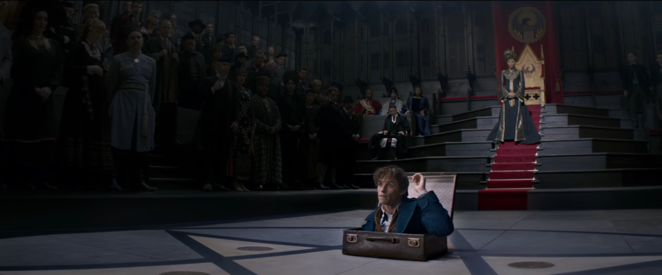 fantastic beasts review 2