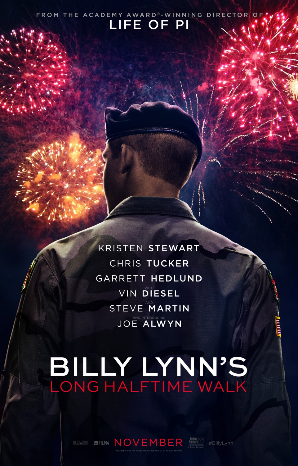 4 - Billy Lynn's Halftime Walk